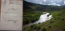 In this complaint, one man laments that he and his neighbor have come to blows over the use of irrigation water. Though freshwater is plentiful in Kyrgyzstan, its irrigation infrastructure is in disrepair and resultant water shortages frequently lead to conflict.